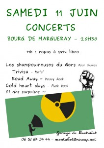 fly concerts 11 juin